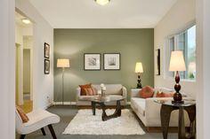 Warna Cat Ruang Tamu Minimalis Sempit Yang Bagus Green Living Room Ideas