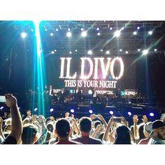 Muchísimas gracias por esas bellas palabras! Repost: @famicine Excelente presentación de #ildivo en #bosquesdepalermo #festival #UNICOS #CABA #BuenosAires #argentina #night #star #liric #music #musica #tenores