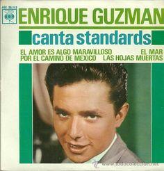 ENRIQUE GUZMAN EP SELLO CBS EDITADO EN ESPAÑA AÑO 1963 (Música - Discos de Vinilo - EPs - Solistas Españoles de los 50 y 60)