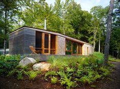 Stealth Cabin by Superkül Architects - CAANdesign