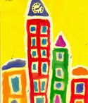 Architecture for Kids: Art Lessons and Activities for children in kindergarten to grade 12: KinderArt ®