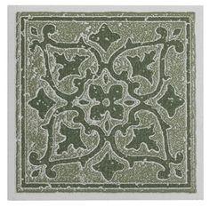 "Peel and Stick Forest Green 4""x4"" Vinyl Wall Tiles 3 Square Feet Kitchen and Bath Backsplash Achim Imports - Nexus,http://www.amazon.com/dp/B005J6H4Y0/ref=cm_sw_r_pi_dp_mYtdtb1QF65BE7YW"