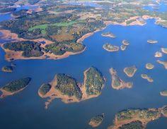 Ahvenanmaa, Suomi