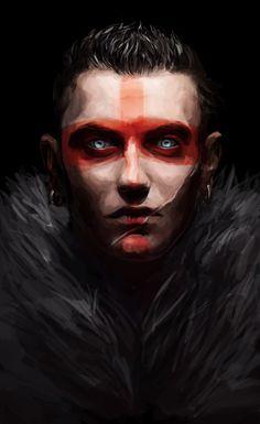 m Ranger Med Armor Cloak portrait DeviantArt by Fantasy Male, Fantasy Rpg, Dark Fantasy, Fantasy Portraits, Character Portraits, Character Art, Fantasy Inspiration, Character Design Inspiration, Dnd Characters