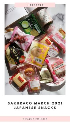 Try authentic Japanese snacks and treats from small local shops! Most of these are not available outside Japan. Sakura Mochi, Monthly Subscription Boxes, Japanese Snacks, Coupon Codes, March, Shops, Articles, Coding, Mac