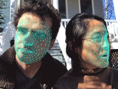Face and hand tracking in the browser with MediaPipe and TensorFlow.