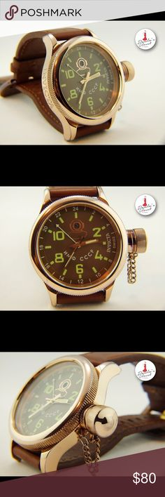 Invicta Men's Watch Pre-owned good condition No Box Invicta Accessories Jewelry