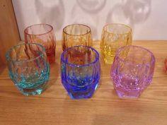 cut glass tumblers Cut Glass, Tumblers, Wine Glass, Tableware, Dinnerware, Tablewares, Crystal, Dishes, Place Settings