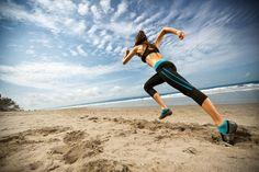 woman running burn calories