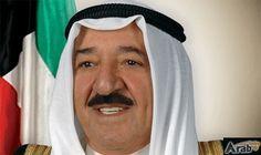 Emir of Kuwait Meets Speaker of Iraqi…: Emir of Kuwait Sheikh Sabah Al-Ahmad Al-Jaber Al-Sabah met Wednesday the visiting Speaker of Iraqi…