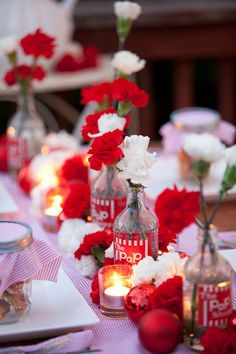 Wedding Color Red - Red Wedding Theme | Wedding Planning, Ideas & Etiquette | Bridal Guide Magazine#