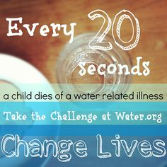 Find out how you can change lives and give the gift of water for life. #10Days10LivesTML @Water.org