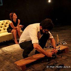 SPETTACOLI IN GARA Carmen che non vede l'ora - Tamara Bartolini - Michele Baronio  http://www.inboxproject.it/partecipanti.php?lang&id=930