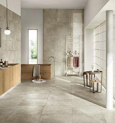 Piastrele effetto cemento resina di Mirage  | lartdevivre - arredamento online