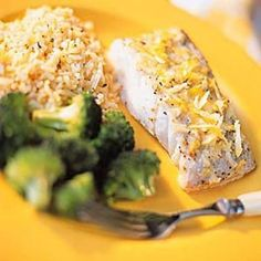 Weight Watchers Lemon Baked Fish (2 Points) recipe | BigOven