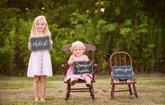 Pregnancy Announcement Signs / 3rd  Pregnancy Sign