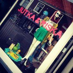 Trends worden hier geboren bij Jutka #haarlem #mode #trendy