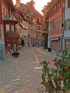 Очарование старинных улочек… | Путешествия и туризм