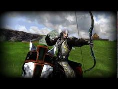 Lord of the Rings Online - Mounted Combat