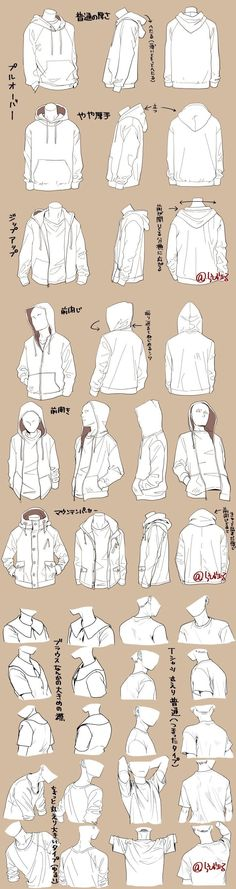 Clothing-hoodies
