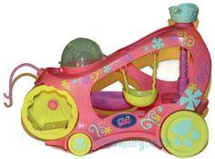 Littlest Pet Shop CRUIZER PAW-POWERED CRUISER CAR Fun Accessory ForHisGloryDotMe