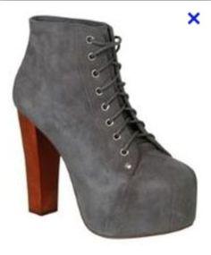 Jeffrey Campbell shoes!