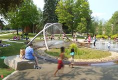 Traverse City Commissioners Accept $300,000 Splash Pad Settlemen - Northern Michigan's News Leader