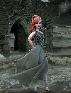 Giselle   Redhead doll