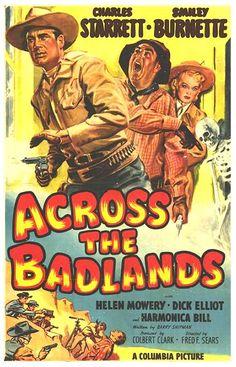 1950 - Across the Badlands -