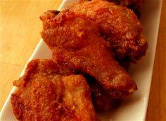 Baked Buffalo Chicken Wings Recipe - Easy Buffalo Chicken Wings Recipe ****w/links to different sauce recipes