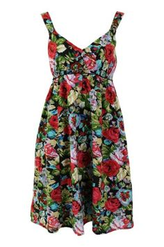 What can make you happier than a pretty dress to cheer you up? Cebu Strap Sun Dress.