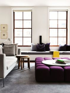 Tribeca Loft-NYC Designer: Nexus Designs Fotógrafo: Jonny Valiant