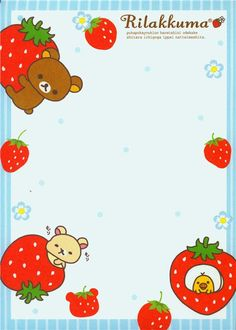Brightening Your Day With Kawaii Items Rilakkuma Wallpaper, My Melody Wallpaper, Memo Notepad, Hello Kitty My Melody, Note Memo, Cute Letters, Printable Scrapbook Paper, Cute Notes, Kawaii Stationery