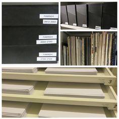 O acervo do artista #HermelindoFiaminghi passou por várias etapas até ser acondicionado na reserva técnica do Instituto De Arte Contemporânea. Os documentos de médio e grande formato foram armazenados em envelopes; os documentos pequenos em jaquetas de poliéster, que foram guardadas em caixas especiais; os materiais fotográficos foram acondicionados em jaquetas de poliéster com divisórias e os livros, publicações e catálogos foram separados por tamanho. #iac #institutodeartecontemporânea…