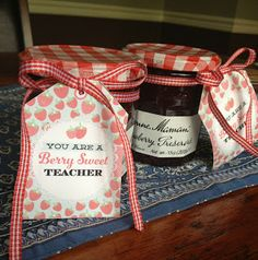 Teacher Appreciation Ideas