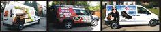 Agencja reklamowa oferuje: reklama na pojazdach, oklejanie samochodów