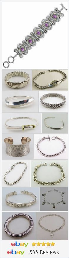 charmed_vintage_jewelry | eBay  Amazing collections of timeless styles and designs of bracelets that can be yours. Grab these from our eBay store. Get one or more of these for yourself or for your love ones. From chain to cuff bracelets, we for sure have what will be suitable for your taste.