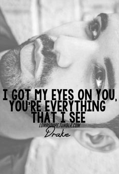 One of our drake songs ♡