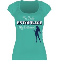 Wedding Party T-shirts