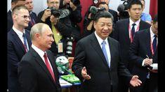 Putin explora en Pekín los nuevos puentes de colaboración con China