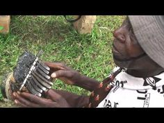 KANKOBELA, ZAMBIAN THUMB PIANO