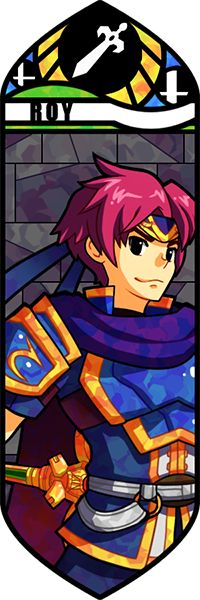 SSB - Roy by Quas-quas  Well it's official Roy is in smash 4