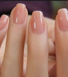 Natural Nail Designs Gallery 48 stunning natural nail art designs must try 2019 Natural Nail Designs. Here is Natural Nail Designs Gallery for you. Natural Nail Designs 49 natural elegant nail designs to prepare for parties and. Nude Nails, White Nails, My Nails, Acrylic Nails, Work Nails, Beige Nail, Black Nail, Coffin Nails, Gel Nails At Home