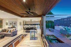 Claremont Alfresco by Sherridon Homes #Woodleaestate #SherridonHomes #land #houseandland #newlandestate #newhome #alfresco #summer