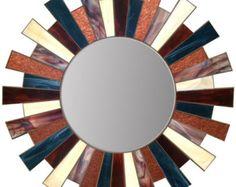 Espejo de mosaico de vidrio 10% descuento por MIRRORMONTAGES
