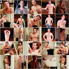 Chris Evans in Whats Your Number? By far the best part of the movie.
