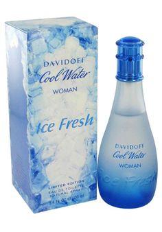 Cool Water Fresh de Davidoff - Tienda de regalos, perfumes para mujer, lociones para hombre, joyería - turegalomejor.com