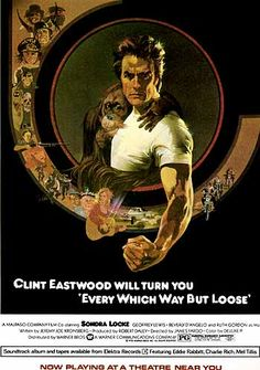 Every Which Way But Loose poster (1979) Peak, R