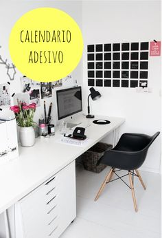 My workspace restyling || part 1: inspirations