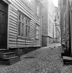 Kjellersmuget fra marcus.uib.no Bergen, Norway, History, Historia, Mountains